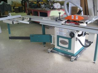 Grizzly Sliding Table Saw Model G0623X w Original Manual