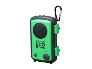 Grace Digital Eco Extreme Waterproof Case w/ Built In Speaker for iPod