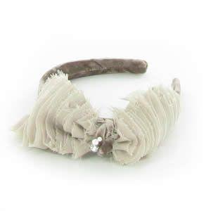 Grace Chanelle Rhinestone Borelo Hairband