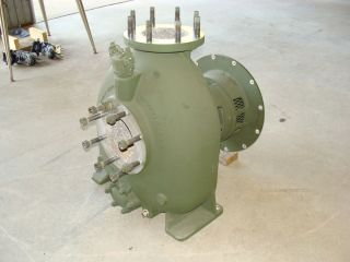 Gorman Rupp 1400 GPM Diesel Pump