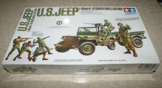 Tamiya U s Jeep I 4TON 4x4 Truck Willys MB