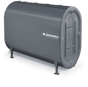 Granby 275 Gallon Oil Tank with 10 Year Warranty Home Commercial Use