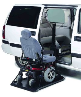 Harmar AL690 Heavy Duty Power Scooter Wheel Chair Lift