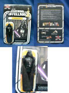 1977 Star Wars Darth Vader Figure Italy Harbert