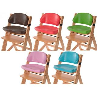 Keekaroo Comfort Seat Pad High Chair Cushion 2 PC Set Brand New