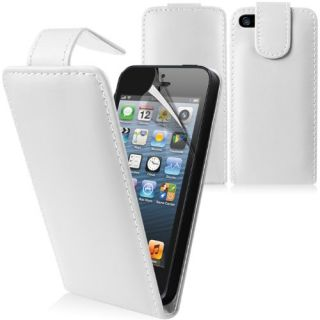 New Premium Leather Wallet Flip Case Cover for IPHONE5 iPhone 5 5g 5th