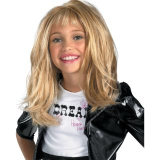 Hannah Montana Lola Luftnagle Deluxe Child Costume Wig