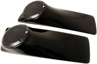 Rockford Package R152 Harley Davidson Motorcycle Saddle Lid Speaker