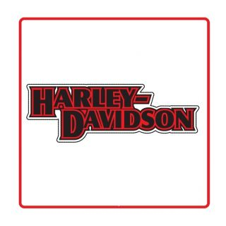 Harley Davidson Sticker Decal