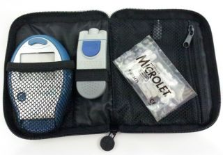 brand New Bayer Breeze 2 Blood Glucose Meter Kit Monitor System