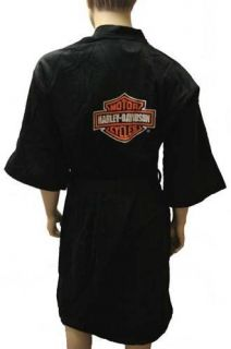 Harley Davidson® Unisex Bar Shield Bath Robe 87158HI
