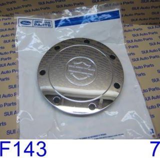 Ford F 150 Harley Davidson Edition Chrome Center Cap New F143 3Z Qty