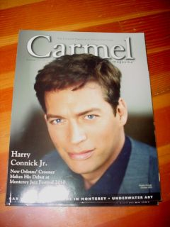 New Unread Harry Connick Jr Jazz Festival Carmel Magazine Proceeds