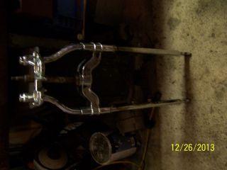 Harley Davidson OEM Springer Frontend parts