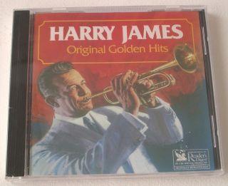 New Harry James Original Golden Hits Readers Digest