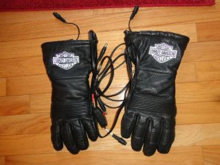 Harley Davidson Heated Gloves