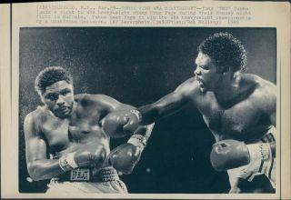 PT PHOTO aau 678 Tony TNT Tubbs v Greg Page Boxing Sports Boxing
