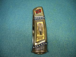 Vintage Franklin Mint Civil War Collectors Knife Col John Singleton