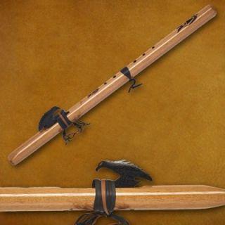 Golden Eagle Flute   F# Spanish Cedar