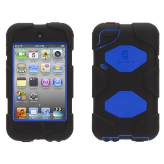 Griffin Survivor iPod Touch Case GB03683 Black Blue