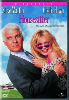 Housesitter New SEALED DVD Steve Martin Goldie Hawn