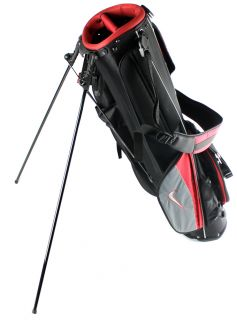 New Nike Golf Adult Sunday Carry Stand Lightweight Golf Bag w Straps