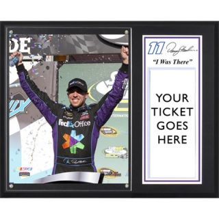 Mounted Memories NASCAR Denny Hamlin 2012 Subway Fresh Fit 500 Winner