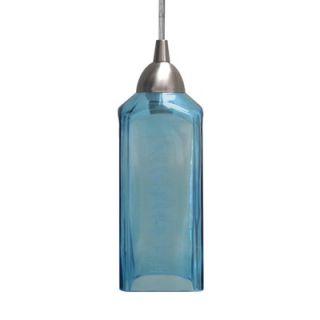 Bottlehood 1 Light Pendant   L P 1BS SNC