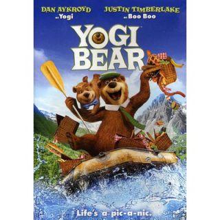 Super D Yogi Bear (2010) DVD   883929140398