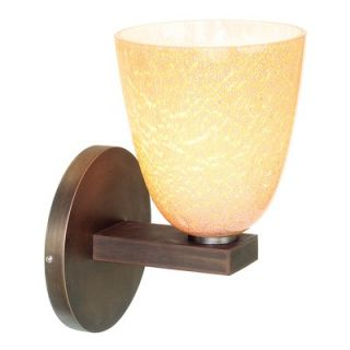 Access Lighting Nauticus Wall Sconce with Frosted Glass   20290