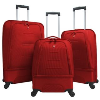 American Flyer Quattro Euro Collection 4 Piece Luggage Set