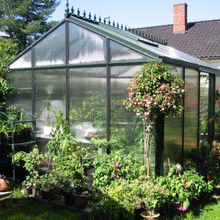Flowerhouse StarterHouse Polyethylene Mini Greenhouse