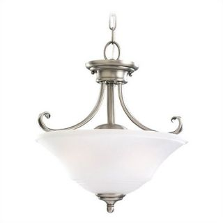 Sea Gull Lighting Brandywine 1 Light Fluorescent Mini Pendant