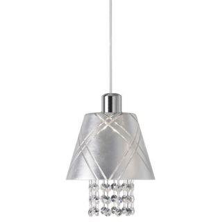 TransGlobe Lighting Contemporary 10 Light Crystal Pendant   MDN 1052