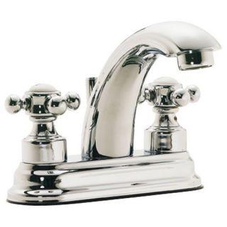 California Faucets Topanga J Style Double Lever Centerset Bathroom