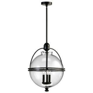 Dolan Designs Fireside 4 Light Pendant   207 09/207 78
