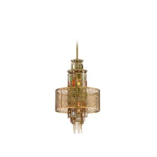 Corbett Lighting Riviera 2 Light Mini Pendant