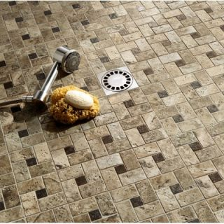 Marazzi Archaeology 13 x 13 ColorBody Porcelain Glass Pinwheel