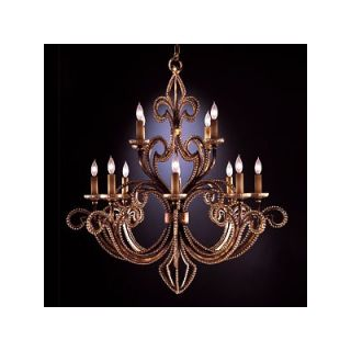 Art Lamps A Midsummer Nights Dream 12 Light Chandelier   137140 2