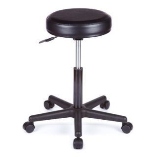 Master Equipment Value Sit Grooming Stool in Black   TP011 17