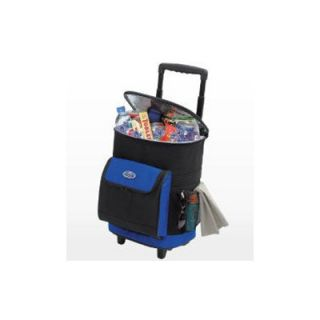 Travelers Club 16 Rolling Cooler in Blue   TCL 34018 13
