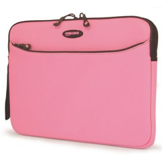 17 Pink SlipSuit Neoprene Laptop Sleeve for MacBook Pro   MESSX 17