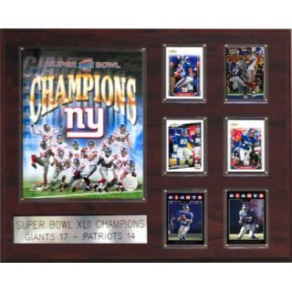 Collectibles NFL 16 x 20 Champions Plaque   1620SB44