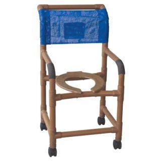 MJM International Deluxe Standard 18 Shower Chair