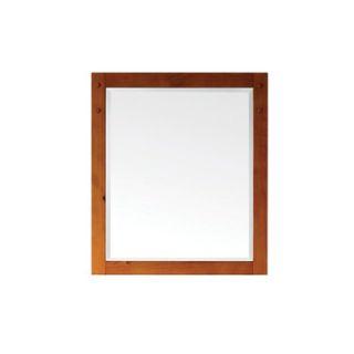 Pegasus Sierra 28 Wall Mirror in Light Pine
