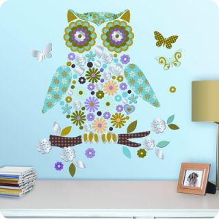 Lot 26 Studio Owl Create A Collage Wall Decals