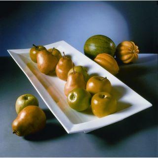 Ten Strawberry Street Whittier Ridge 26 x 12 Rectangle Platter