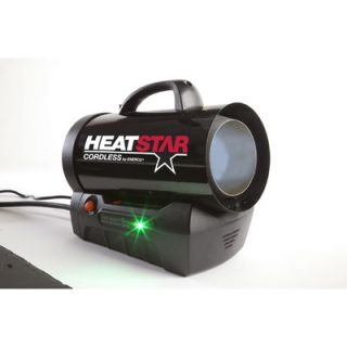 Heatstar Portable Cordless Propane Heater