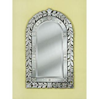 Venetian Gems Oriel Venetian Mirror   VG 085