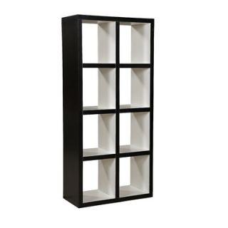 Tvilum Spectrum Wide 46 High Bookcase in White